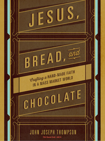Jesus, Bread, and Chocolate Cover Unveiling