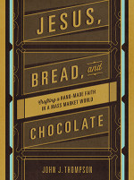 Jesus, Bread & Chocolate Book